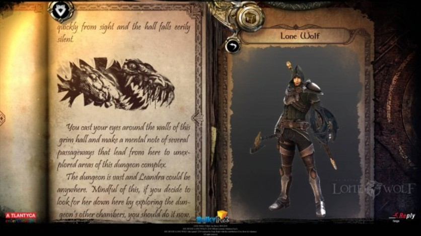 Screenshot 12 - Joe Dever's Lone Wolf HD Remastered