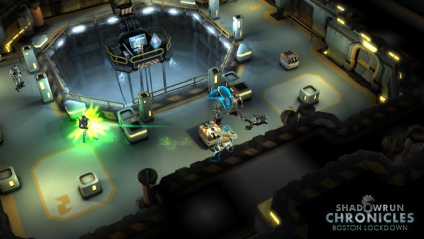 Screenshot 5 - Shadowrun Chronicles: Boston Lockdown