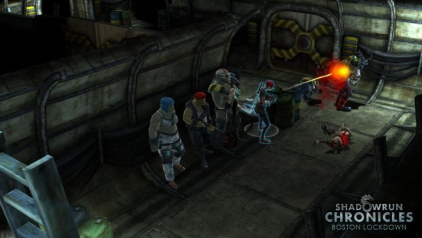 Screenshot 8 - Shadowrun Chronicles: Boston Lockdown