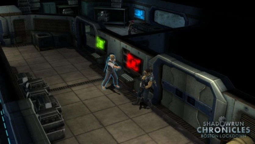 Screenshot 6 - Shadowrun Chronicles: Boston Lockdown