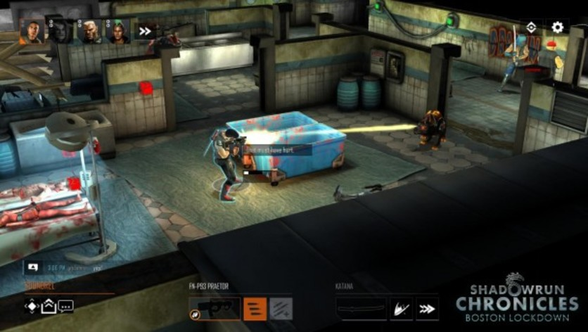 Screenshot 4 - Shadowrun Chronicles: Boston Lockdown