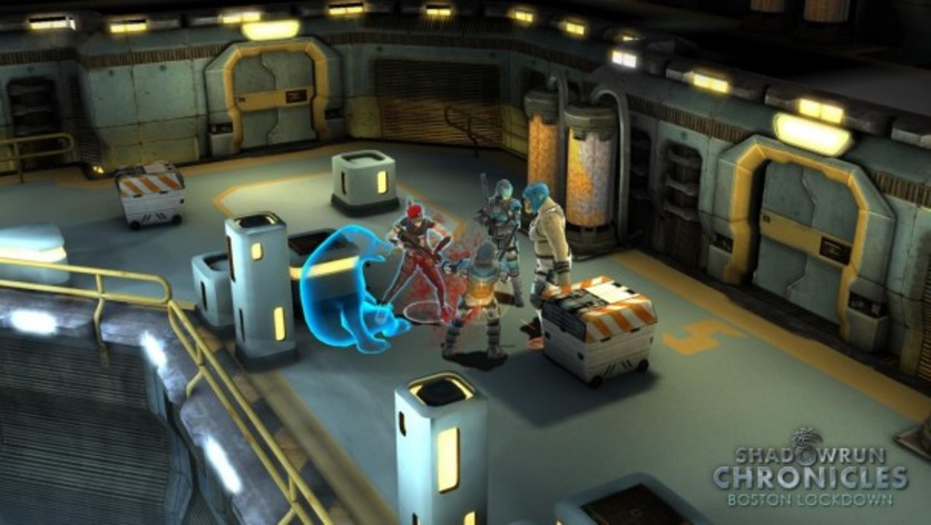 Screenshot 3 - Shadowrun Chronicles: Boston Lockdown
