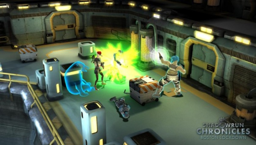 Screenshot 7 - Shadowrun Chronicles: Boston Lockdown