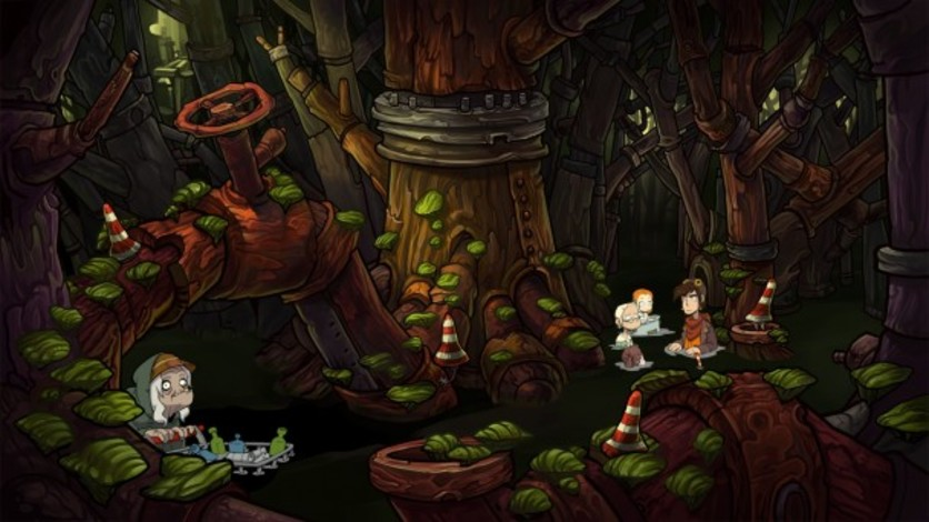 Screenshot 11 - Goodbye Deponia