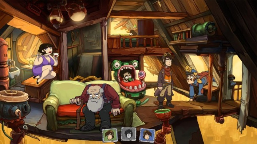Screenshot 9 - Goodbye Deponia