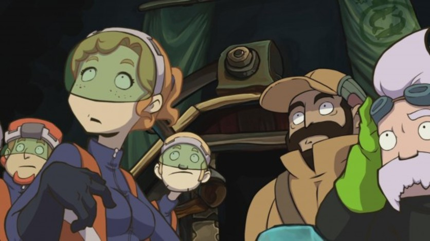 Screenshot 6 - Goodbye Deponia