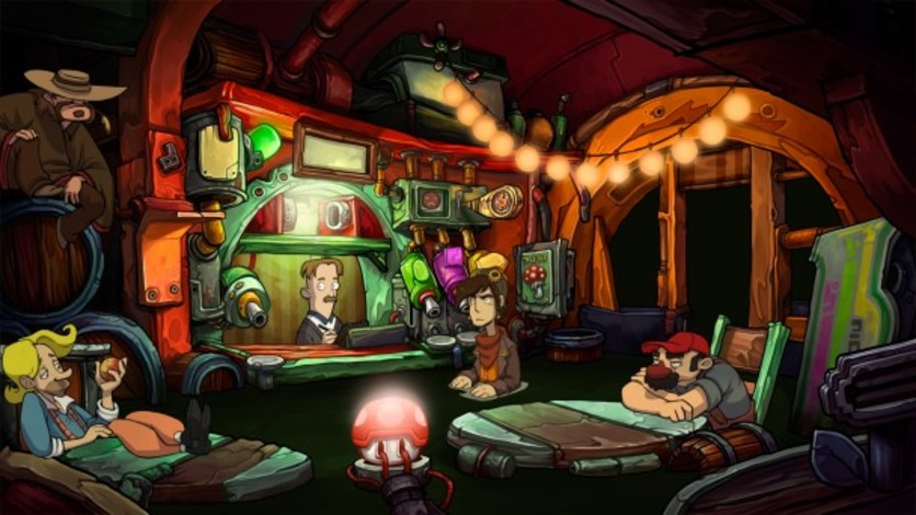 Screenshot 8 - Goodbye Deponia