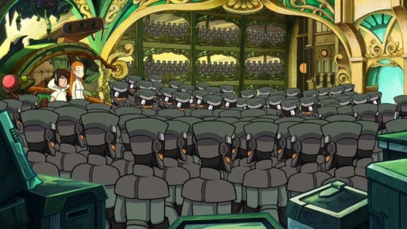 Screenshot 4 - Goodbye Deponia