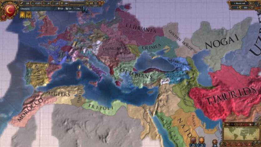 Screenshot 10 - Europa Universalis IV: Digital Extreme Edition Upgrade