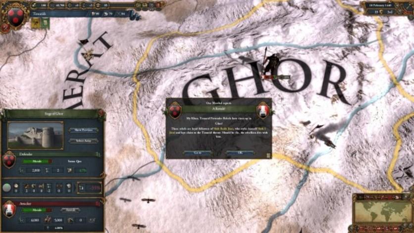Screenshot 5 - Europa Universalis IV: Digital Extreme Edition Upgrade