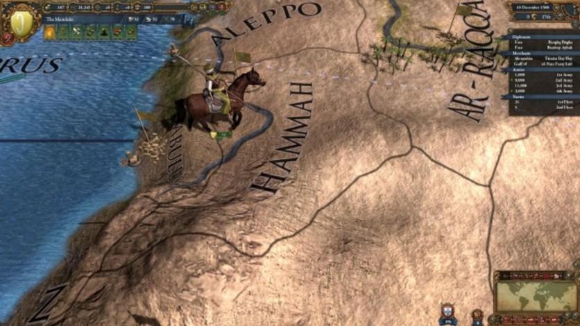 Screenshot 7 - Europa Universalis IV: Digital Extreme Edition Upgrade