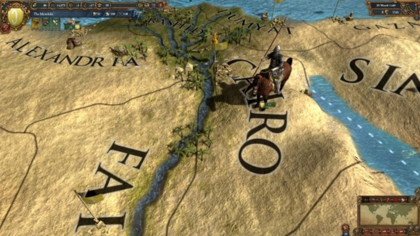 Screenshot 3 - Europa Universalis IV: Digital Extreme Edition Upgrade