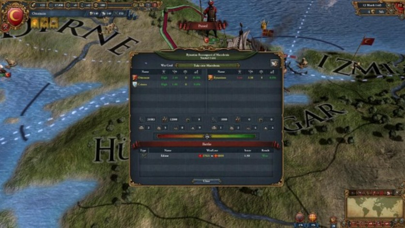 Screenshot 8 - Europa Universalis IV: Digital Extreme Edition Upgrade