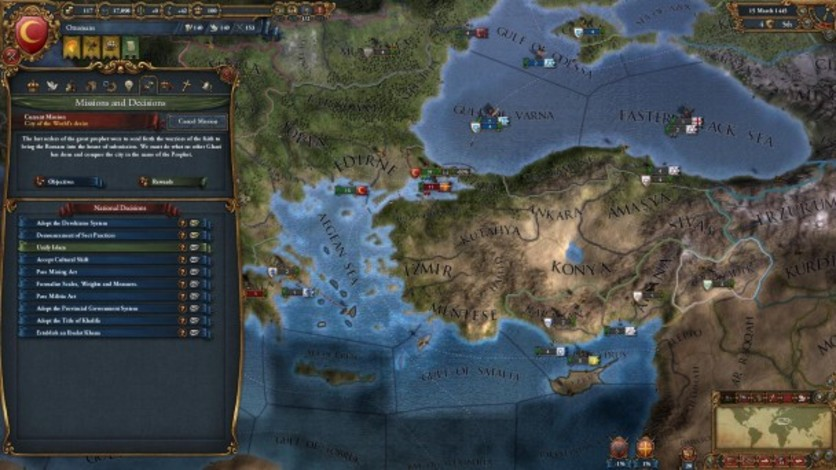 Screenshot 9 - Europa Universalis IV: Digital Extreme Edition Upgrade