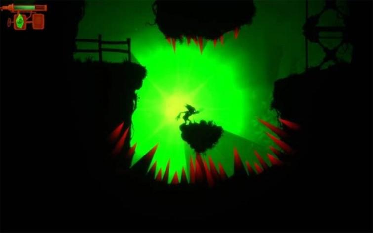 Screenshot 2 - Oscura: Lost Light