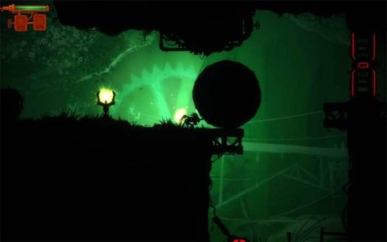 Screenshot 9 - Oscura: Lost Light