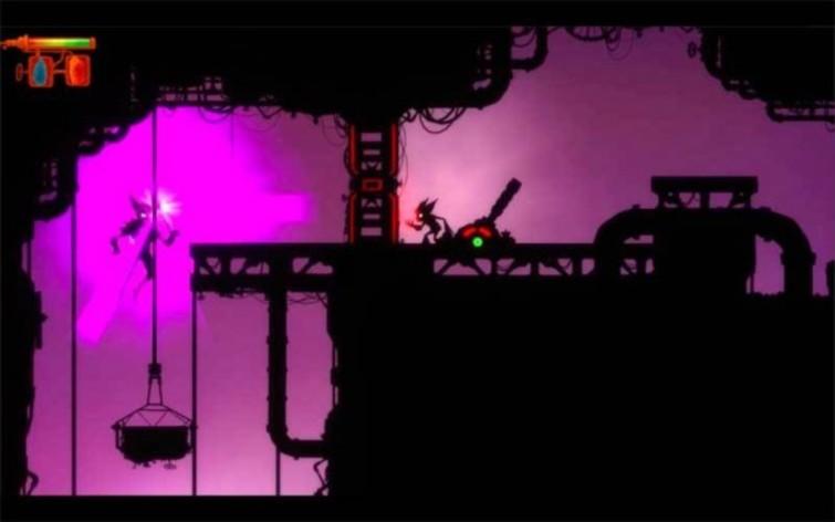 Screenshot 5 - Oscura: Lost Light