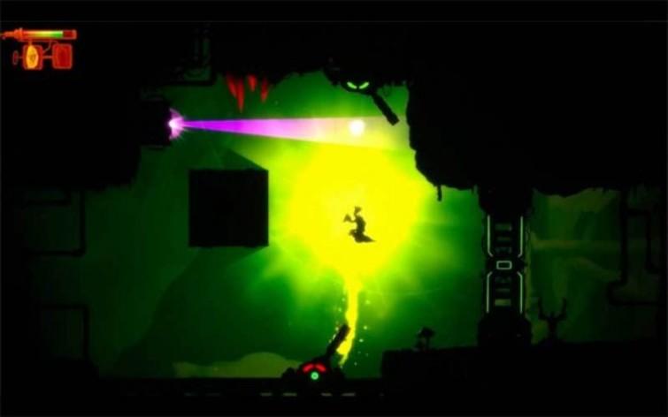 Screenshot 6 - Oscura: Lost Light