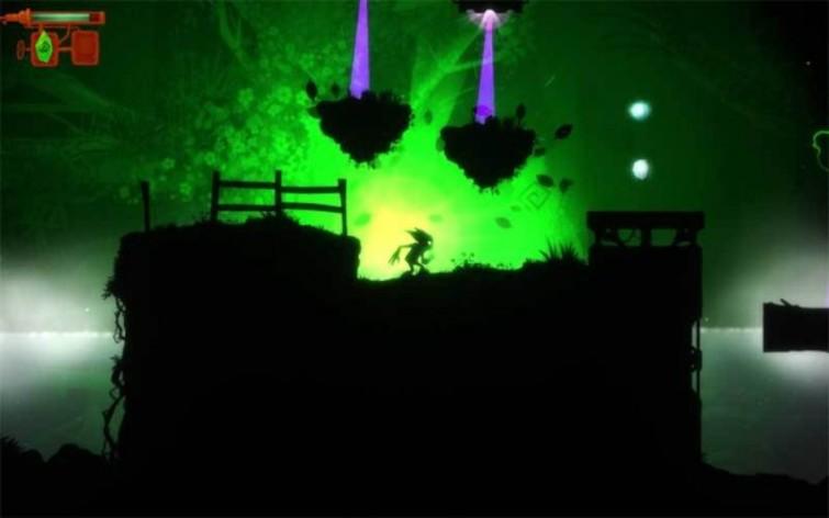 Screenshot 3 - Oscura: Lost Light