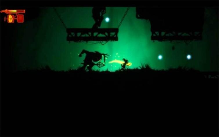 Screenshot 4 - Oscura: Lost Light