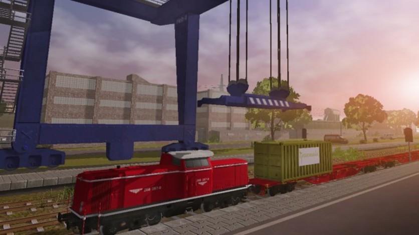Screenshot 3 - Logistics Company