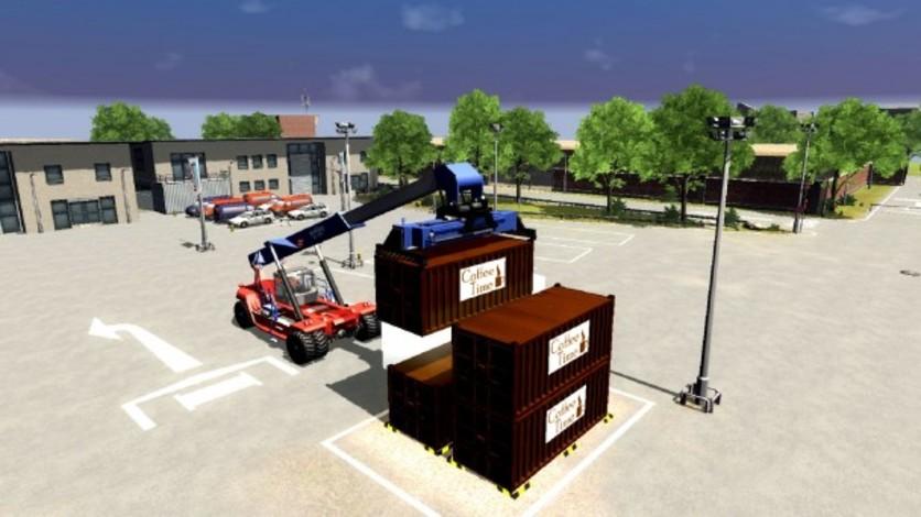 Screenshot 5 - Logistics Company