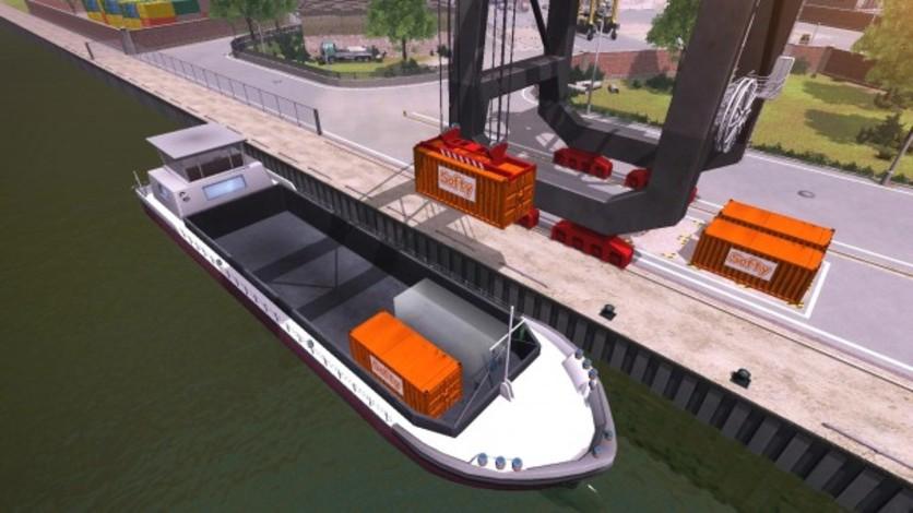 Screenshot 6 - Logistics Company