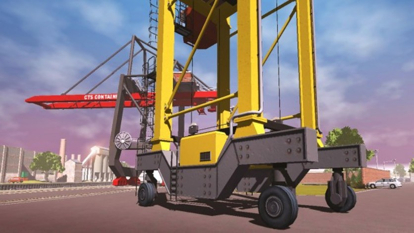 Screenshot 4 - Logistics Company
