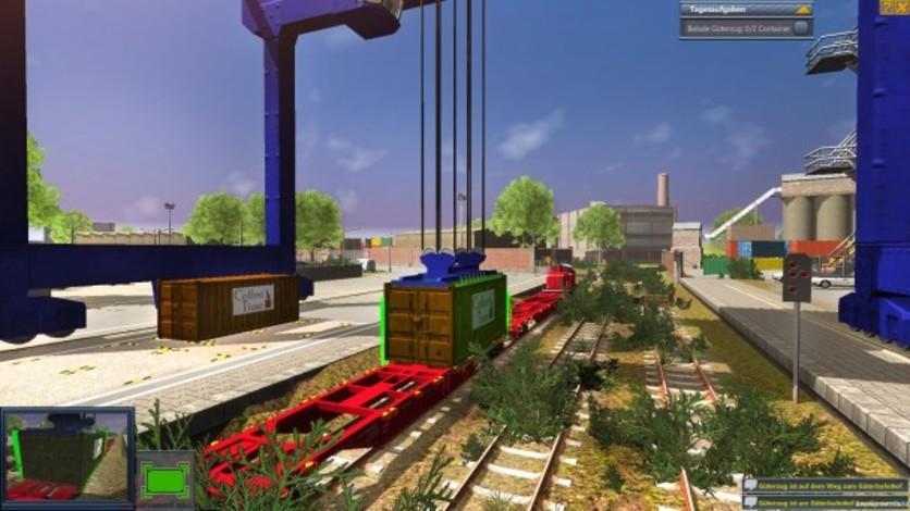 Screenshot 8 - Logistics Company