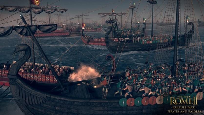 Screenshot 1 - Total War: ROME II - Pirates & Raiders Culture Pack