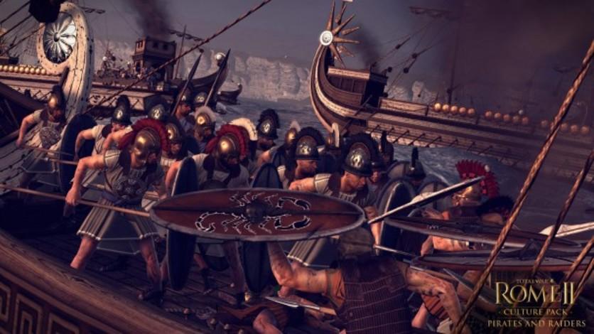Screenshot 2 - Total War: ROME II - Pirates & Raiders Culture Pack