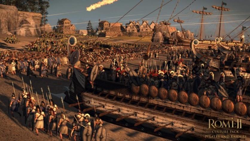 Screenshot 8 - Total War: ROME II - Pirates & Raiders Culture Pack