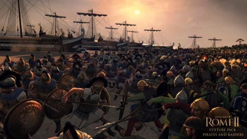 Screenshot 6 - Total War: ROME II - Pirates & Raiders Culture Pack