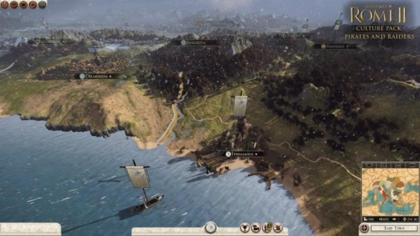 Screenshot 5 - Total War: ROME II - Pirates & Raiders Culture Pack