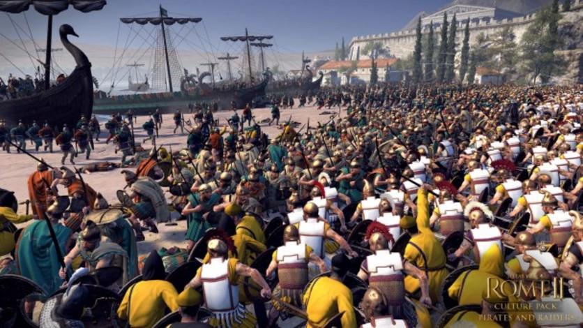Screenshot 4 - Total War: ROME II - Pirates & Raiders Culture Pack