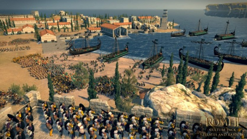 Screenshot 7 - Total War: ROME II - Pirates & Raiders Culture Pack