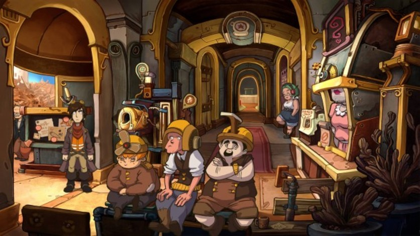 Screenshot 12 - Deponia