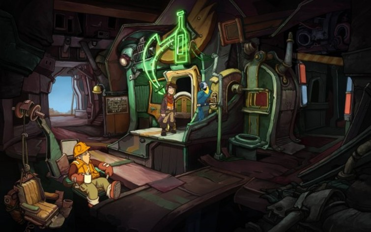 Screenshot 13 - Deponia