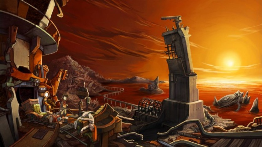 Screenshot 6 - Deponia