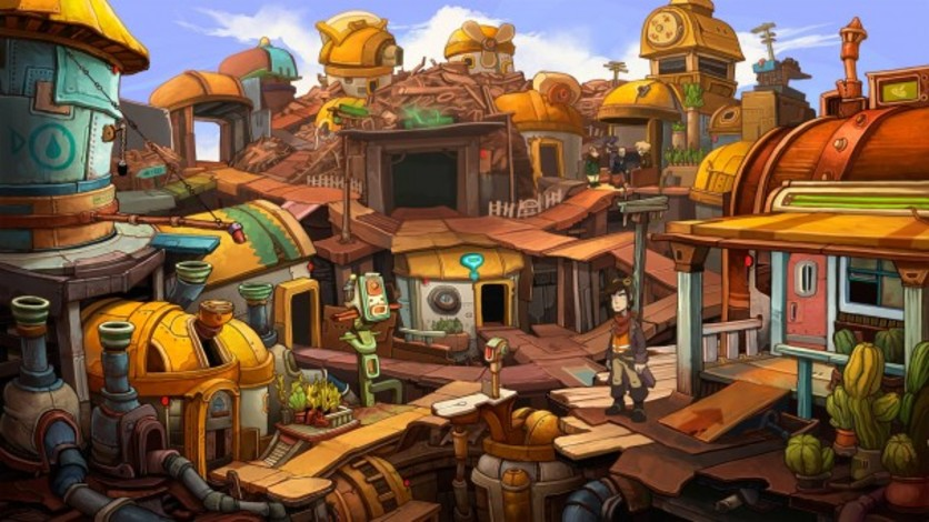 Screenshot 8 - Deponia