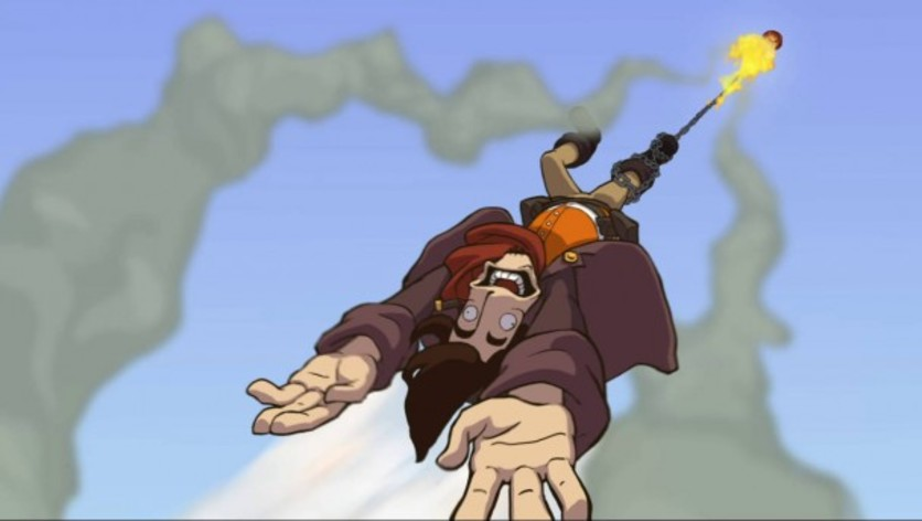 Screenshot 3 - Deponia