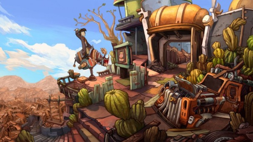 Screenshot 10 - Deponia