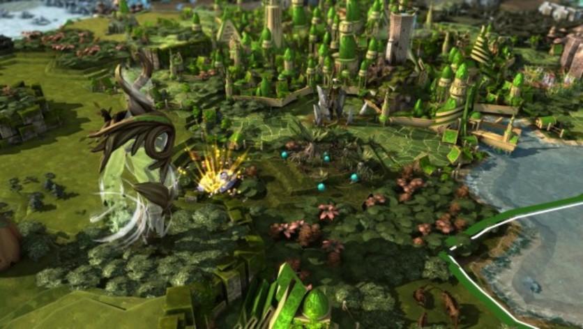 Screenshot 1 - Endless Legend: Guardians