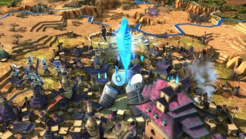 Screenshot 2 - Endless Legend: Guardians