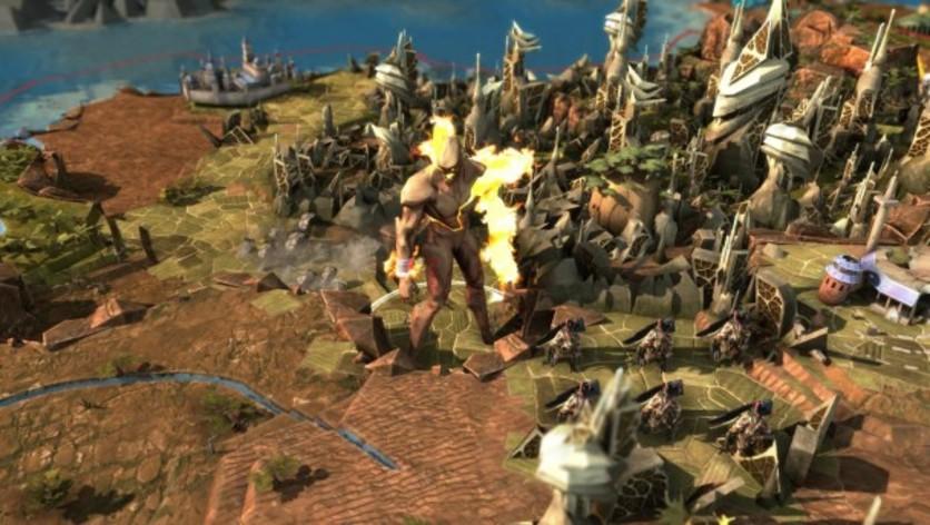 Screenshot 4 - Endless Legend: Guardians