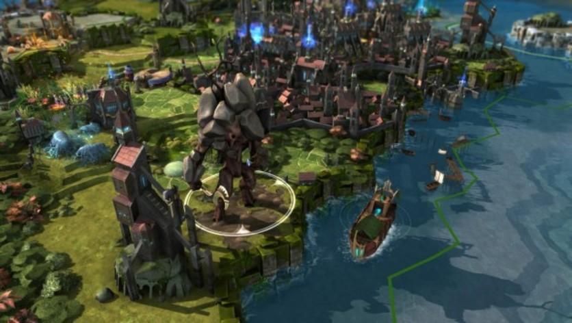 Screenshot 3 - Endless Legend: Guardians