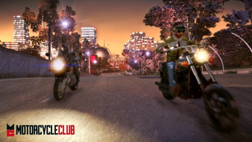 Screenshot 4 - Motorcycle Club
