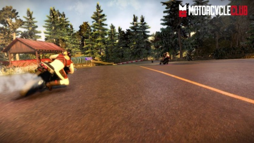 Screenshot 2 - Motorcycle Club