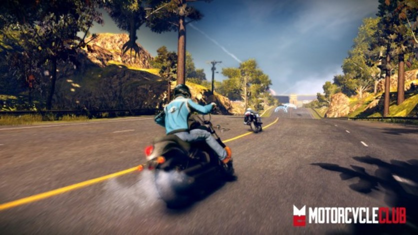 Screenshot 5 - Motorcycle Club