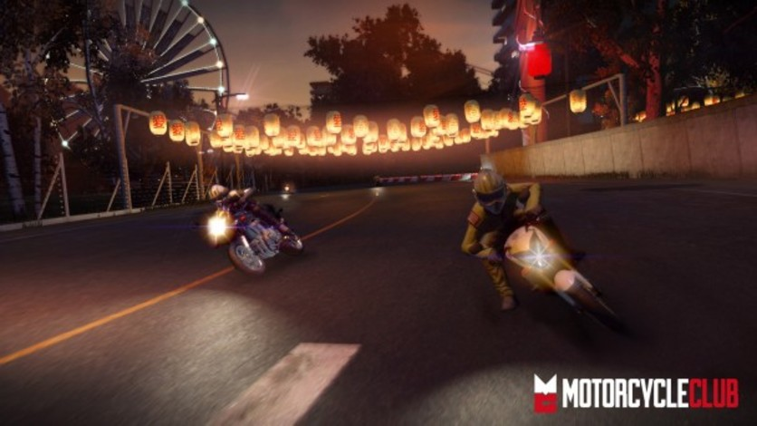 Screenshot 8 - Motorcycle Club